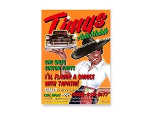 Timys Flyer