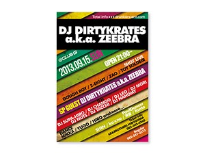 DJ DIRTYKRATES a.k.a ZEEBRA